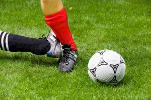 enkel-voetbal